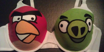 Angry Birds Undergarments For Women Will Blow Your Mind