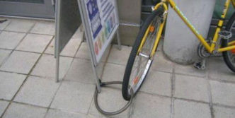 Epic Fail Bicycle Lock – Can You Able to Steal This Bike?
