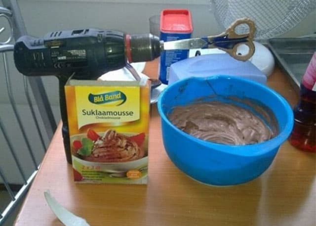 The New DIY Chocolate Mixer Will Make Your Day