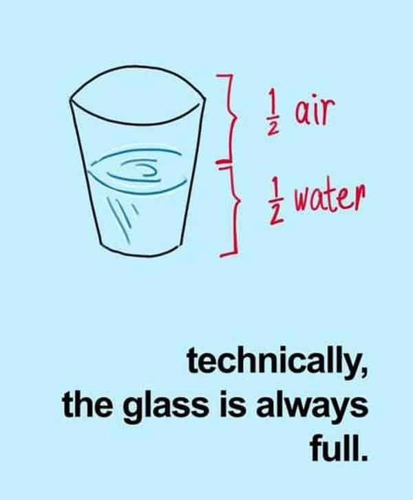 Funny Full Glass That You Never Imagine