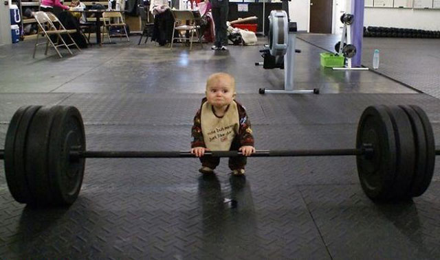 Funny Latest Heavyweight Champion Kid Will Blow Your Mind