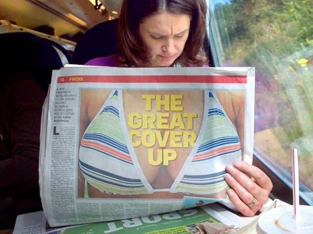 The Great Cover Up Picture of Girl Will Blow Your Mind