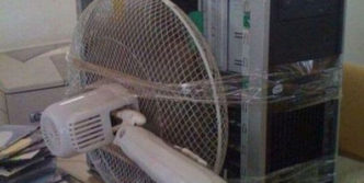 Funny Epic Fail PC Cooling Fan That is Hilarious