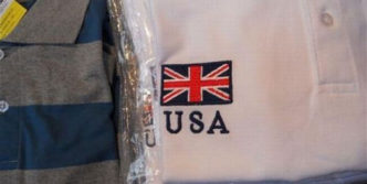 Epic Fail USA Flag On T-Shirt That Will Shock You