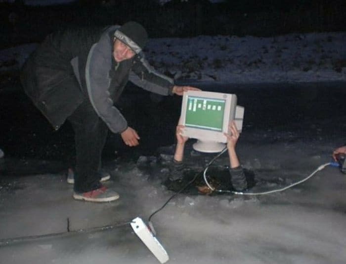 50 Funny Pictures That You Can Only See in Russia -06