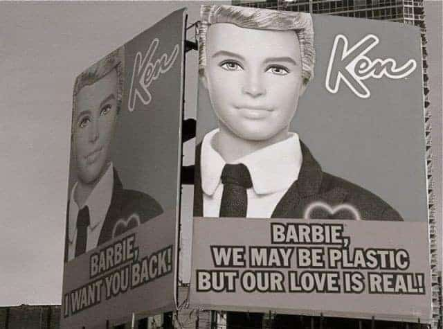 Awesome Real Love For Barbie