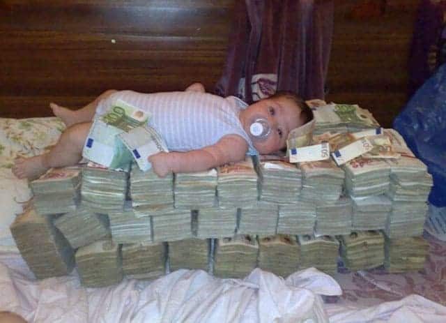 Funny Filthy Rich Baby That Will Blow You Mind