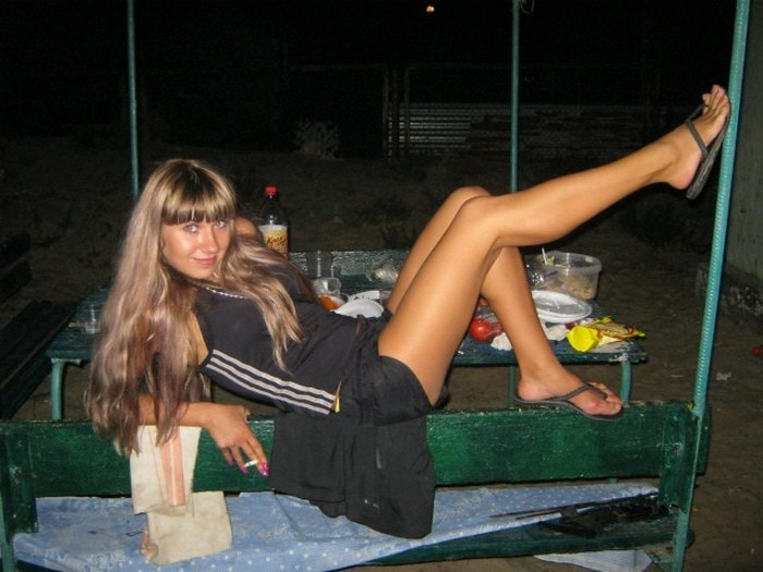 50 Funny Russian Girls Who Failed To Look Hot-16