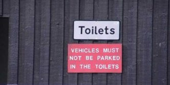 Funny Vehicle Parking Signage Will Make You LOL