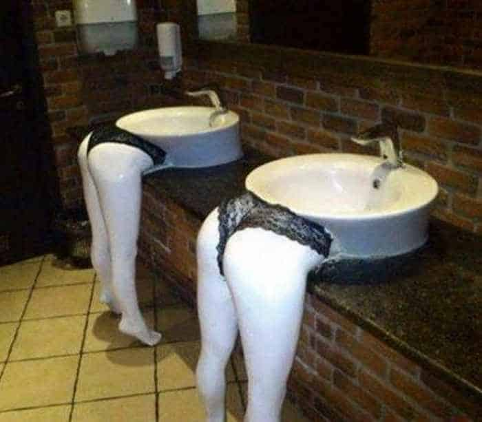 30 Funny Sink Pictures That Will Make Your Day - 30 Photos -21