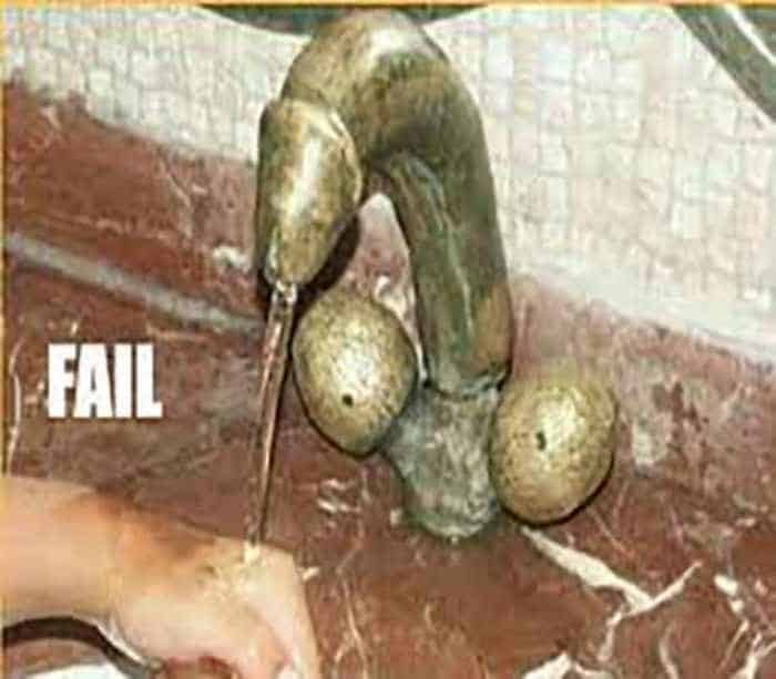 30 Funny Sink Pictures That Will Make Your Day - 30 Photos -22