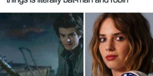 "35 Funny ""Stranger Things"" Memes That Will Make Your Day"
