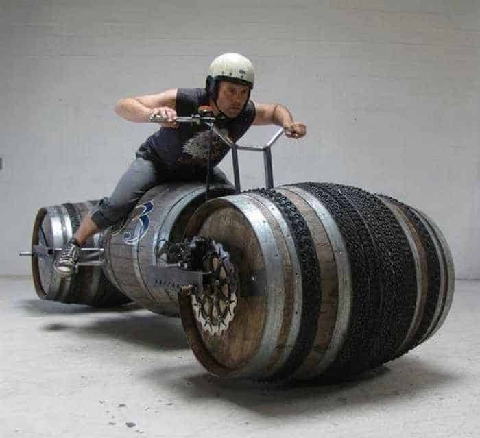 Unusual Funny Superbike That You Like To Ride - 4 Pics -01