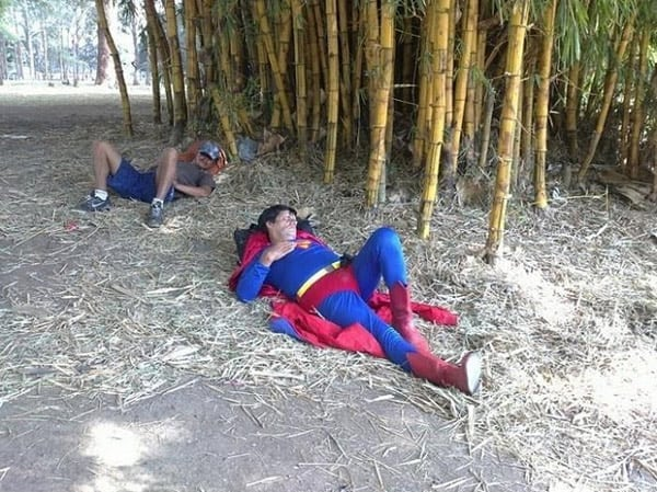 Superman Also Need Rest - Do You Know it?