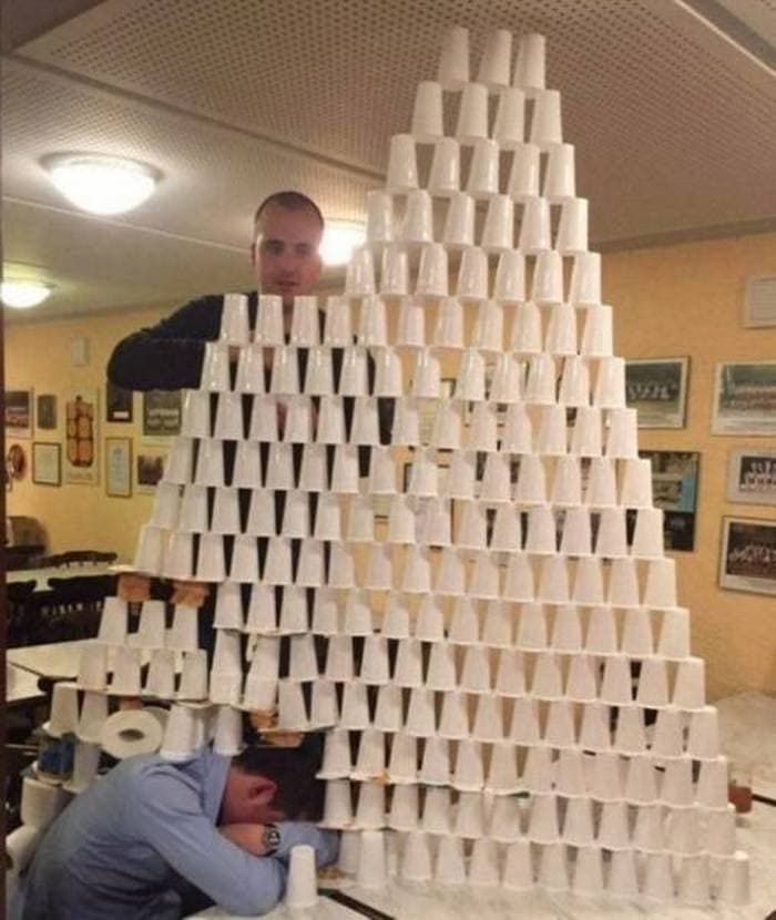 60+ Pics Of Funny Things People Do When They Have Too Much Free Time-37