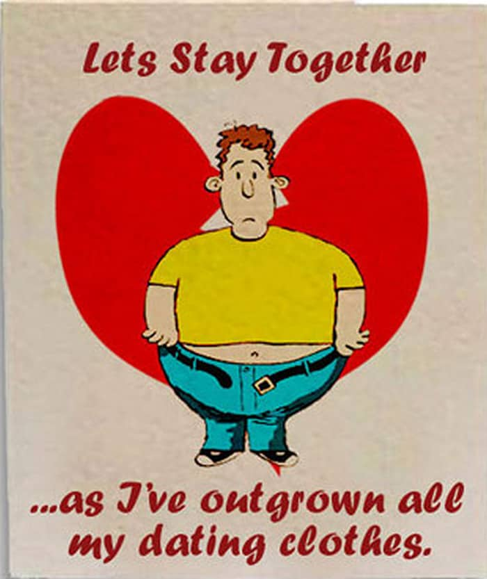 funny valentines cards for her
