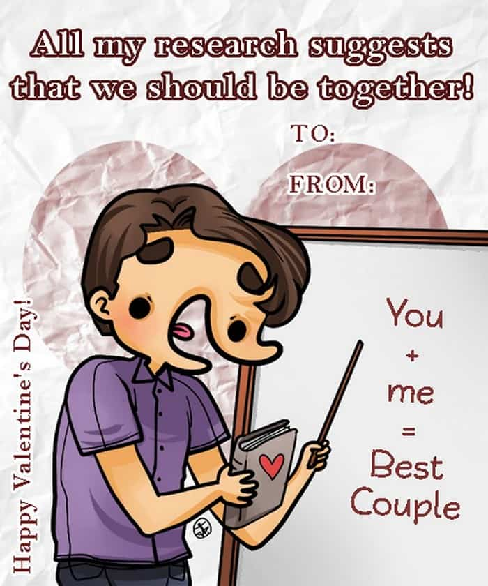 30 Funny Valentines Day Cards That are Mind-blowing -25