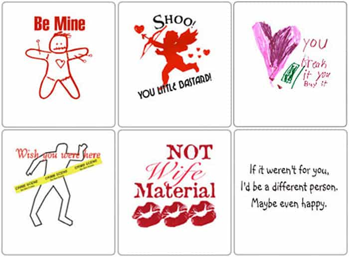funny valentines day wishes for her
