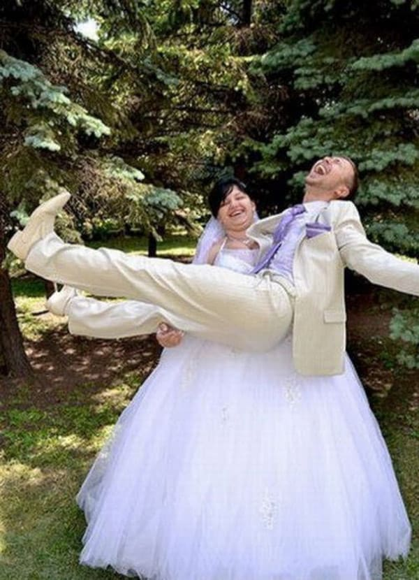 Unusual Funny Wedding Costume That is Hilarious -02