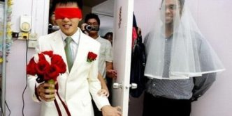 Funny Wedding Prank Will Entertain You Lot