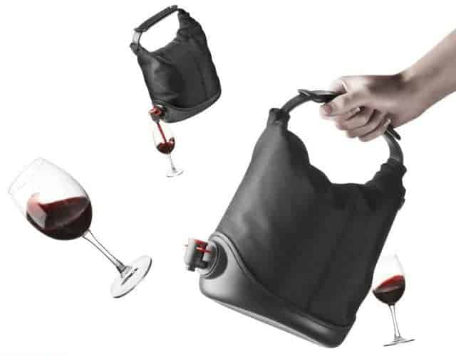 Unusual Funny Wine Purse That Every Drunker Like