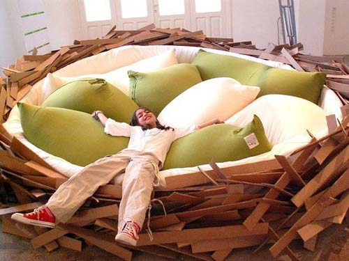 Human Nest Funny Images