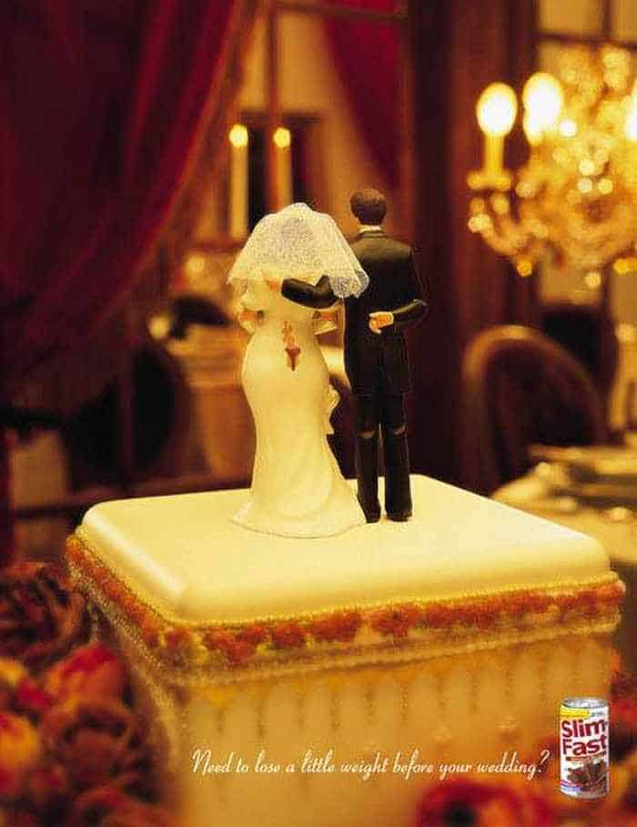 Hilarious Slim Fast Wedding Advertisments -03
