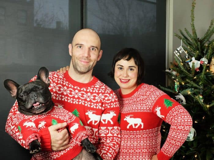 20 Hilarious Christmas Portraits With Pets That Will Make Your Day -17