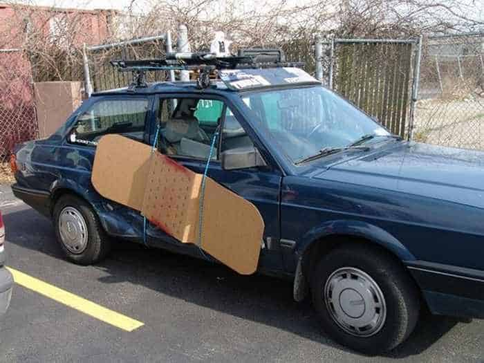 Hilarious DIY Car Fixes That Are Mind Blowing - 35 Pics -02