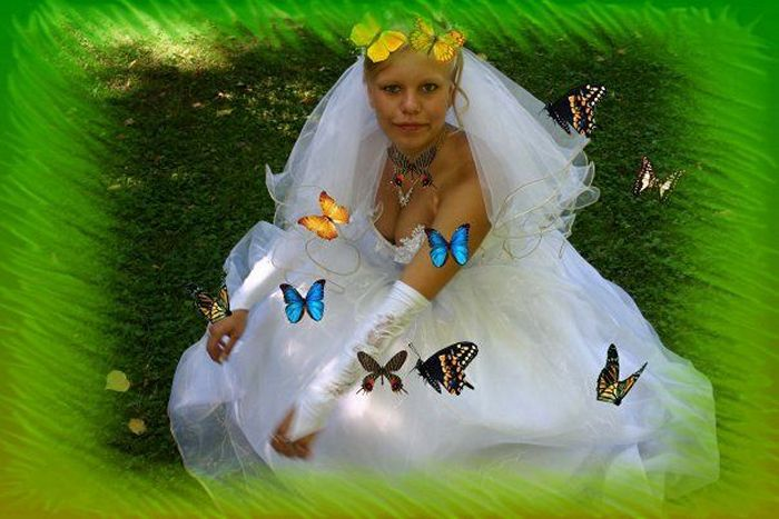 Hilarious Photoshopped Russian Wedding Photos (24 Pics)-08