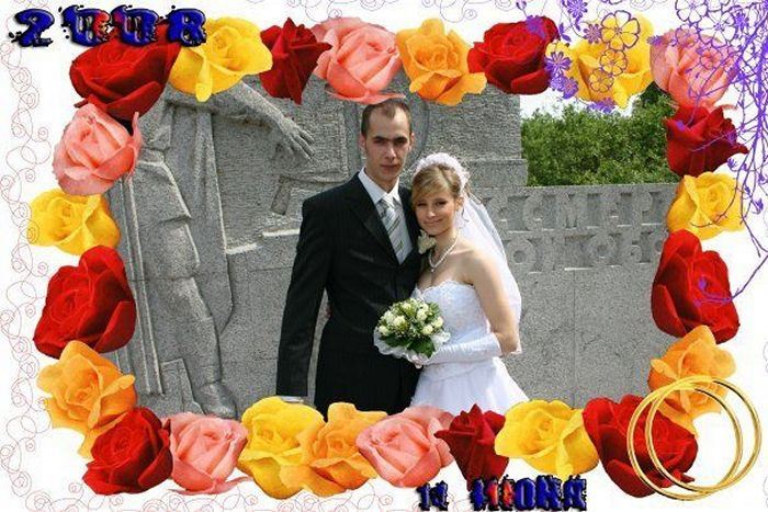 Hilarious Photoshopped Russian Wedding Photos (24 Pics)-19