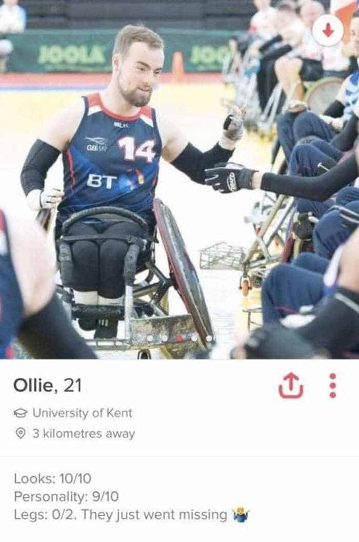 32 Hilarious Profiles Found On Tinder Will Make Your Day -20