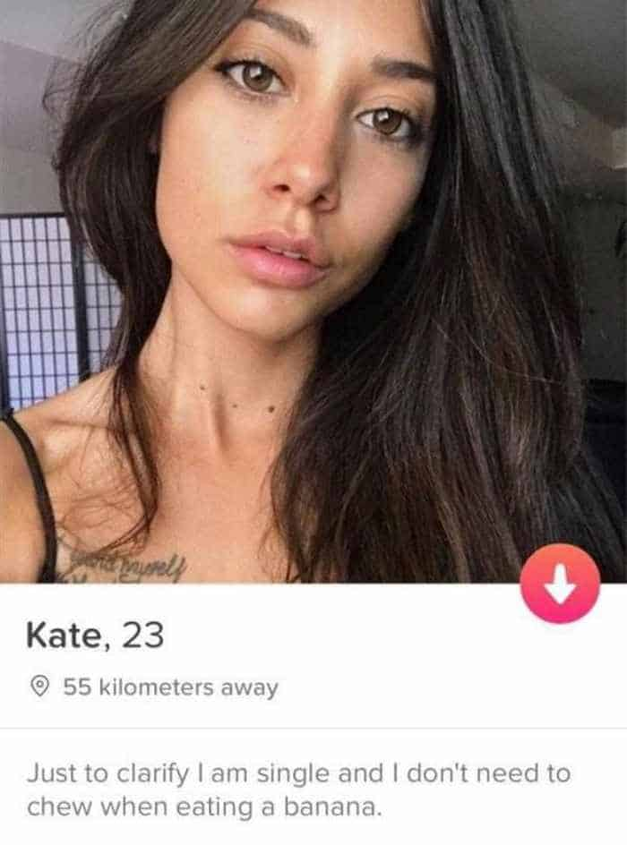32 Hilarious Profiles Found On Tinder Will Make Your Day -21