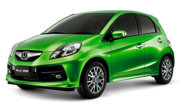 Honda's First Small Car Brio That Will Amaze You -01