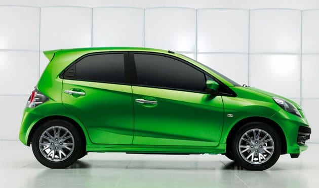 Honda's First Small Car Brio That Will Amaze You -02