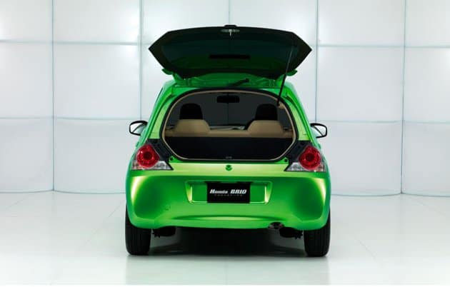 Honda's First Small Car Brio That Will Amaze You -03