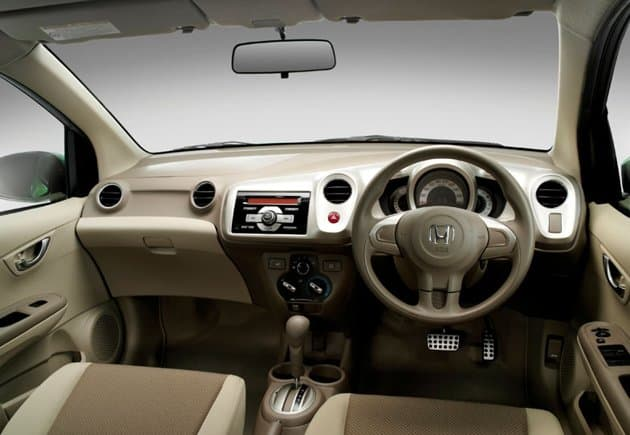 Honda's First Small Car Brio That Will Amaze You -04
