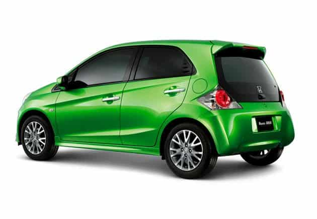Honda's First Small Car Brio That Will Amaze You -06