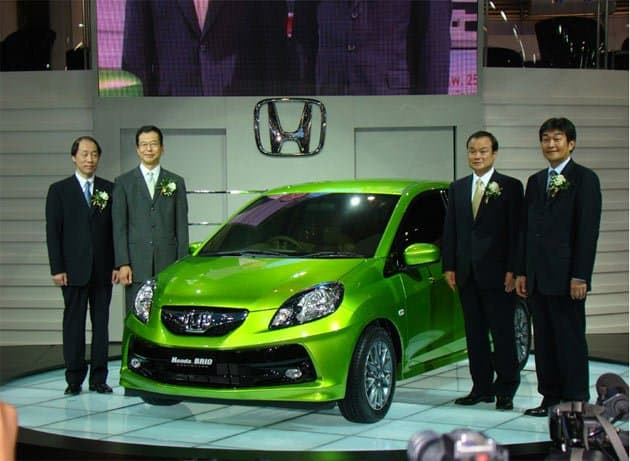 Honda's First Small Car Brio That Will Amaze You -07