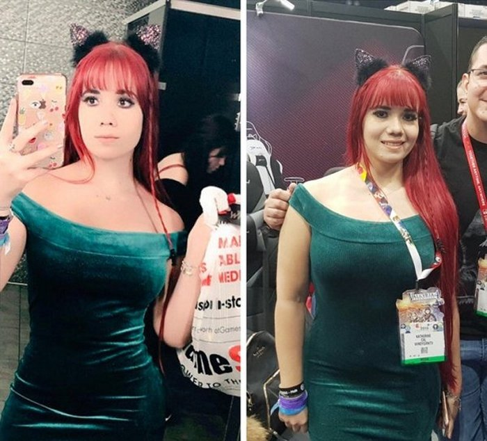 Instagram Vs Real Life Pics That Are Too Ridiculous (25 Photos)-15
