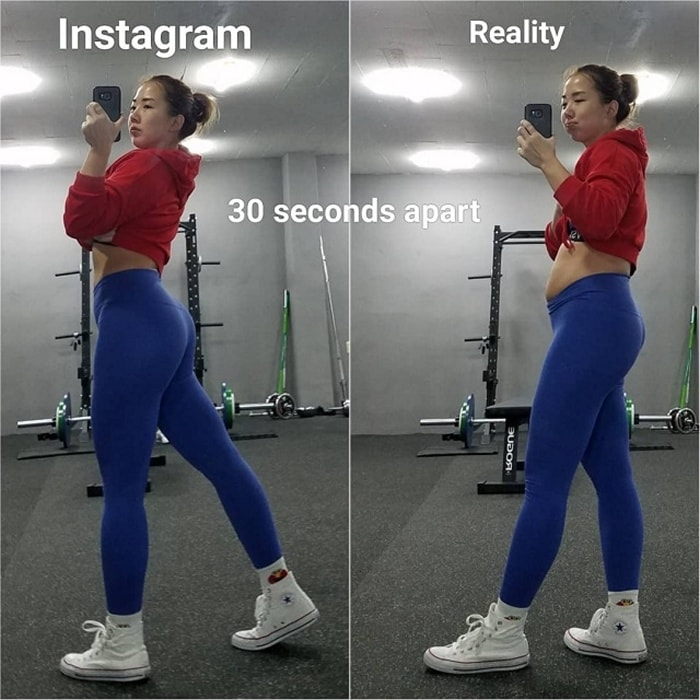 Instagram Vs Reality Photos That Will Shock You (19 Pics)-03