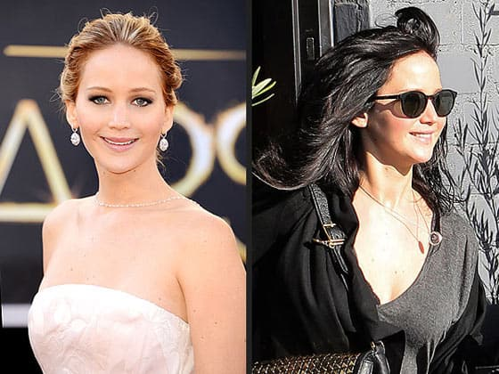 37 Pics of Funny And Creative Hair Style Of Jennifer Lawrence -05