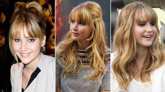 37 Pics of Funny And Creative Hair Style Of Jennifer Lawrence -06