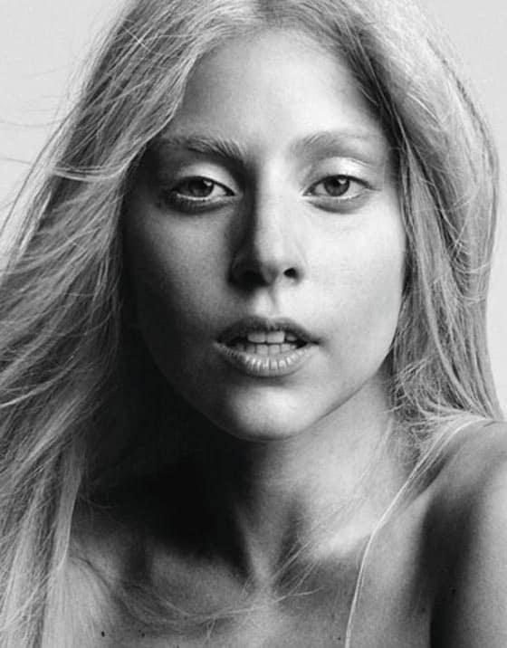 Top 10 Pics Of Lady Gaga Without Makeup Will Shock You -03