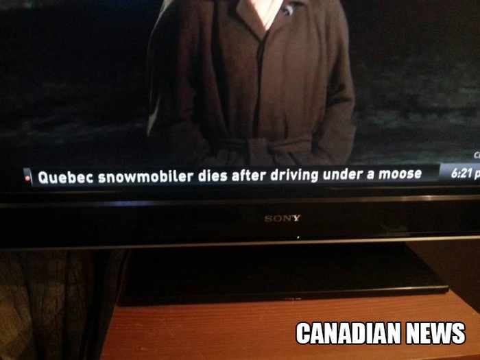 40 Meanwhile In Canada Photos That Will Blow Your Mind -10