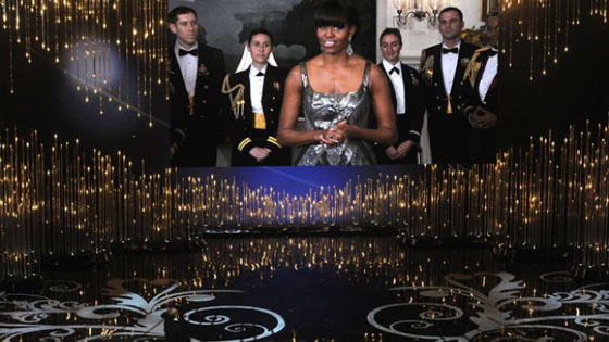 Michelle Obama's Oscars dress design fails Will Shock You -03