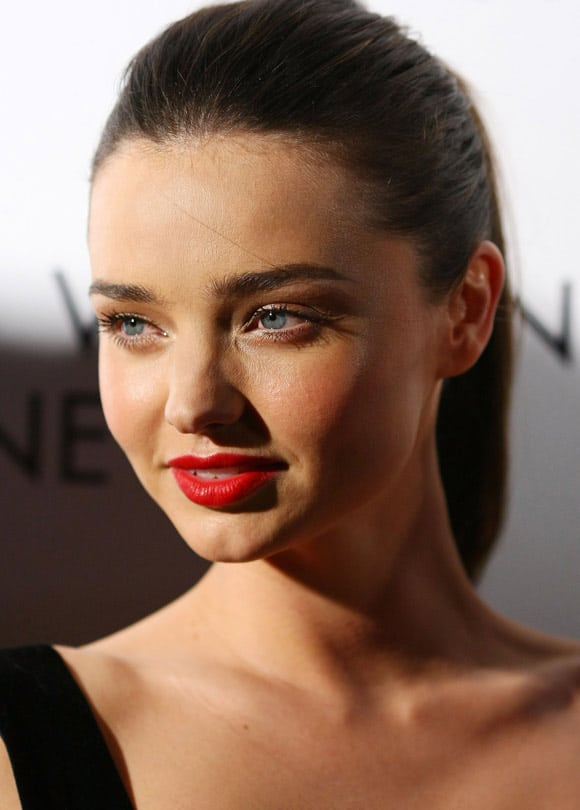 Beautiful Miranda Kerr At Louis Vuitton Maison Reception in Sydney -01