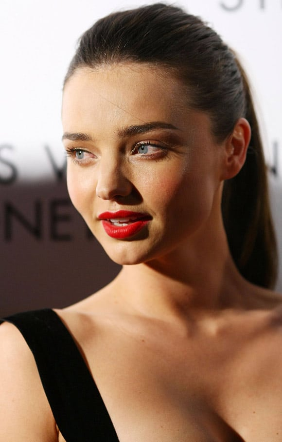 Beautiful Miranda Kerr At Louis Vuitton Maison Reception in Sydney -02