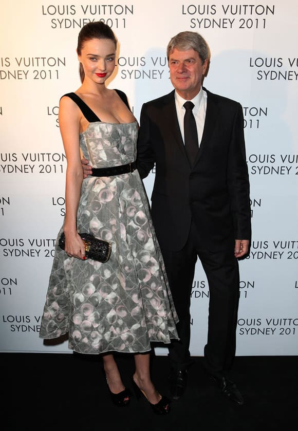 Beautiful Miranda Kerr At Louis Vuitton Maison Reception in Sydney -08
