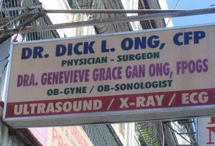 The 34 Most Awkward Names in Existence -31